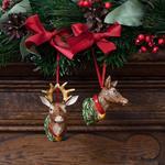 Závesná ozdoba, laň 6 cm My Christmas Tree - 2/2