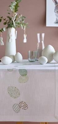 Veľkonočná štóla, vajíčka 40 x 100 cm Sander - 2