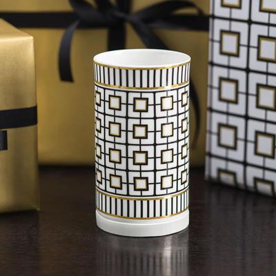 Svietnik na čajovú sviečku 13 cm MetroChic Gifts - 2