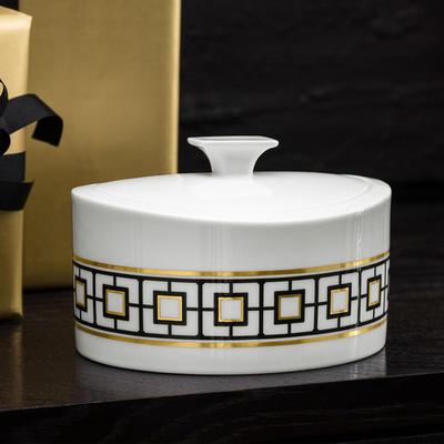 Porcelánová dóza 16 x 13 x 10 cm MetroChic Gifts - 2