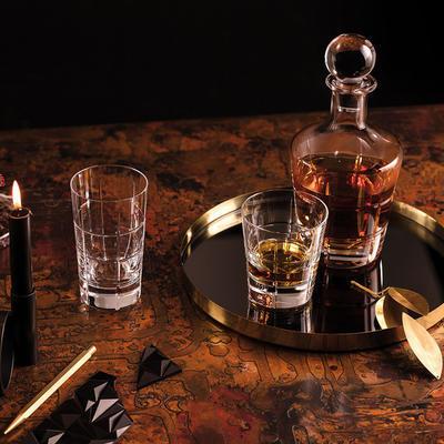 Karafa a poháre na whisky, 3 ks Ardmore Club - 2