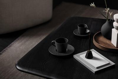 Kávová šálka 0,22 l s podšálkou Manufacture Rock - 2