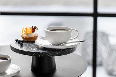 Espresso šálka 0,10 l s podšálkou NewMoon - 2