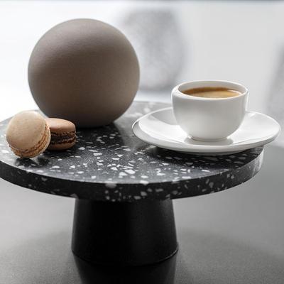 Espresso hrnček 0,09 l s podšálkou NewMoon - 2