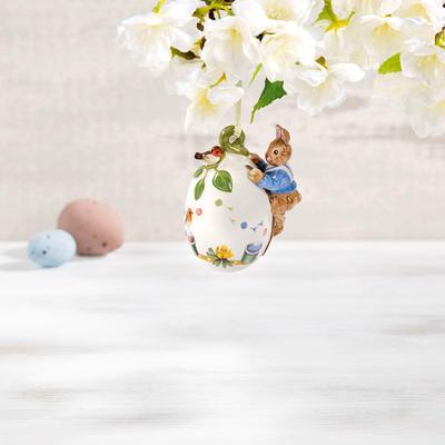 Závesné vajíčko 7,8 cm 2021 Annual Easter Edition - 2