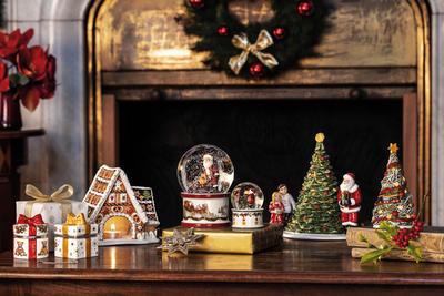 Hracia skrinka, perníková chalúpka Christmas Toys - 2