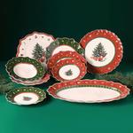 Zelený plytký tanier 29 cm Toy's Delight - 2/2