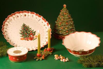 Hracia skrinka, vianočný stromček Toy's Delight - 2