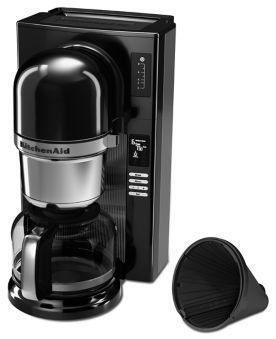 Kávovar na prielievanú kávu čierny KitchenAid - 2