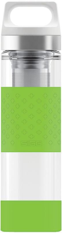 www.villy.sk - Sklenená termoska Hot   Cold Gl. Green 0 e90fe5c77f4